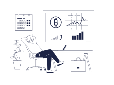 style Bitcoin Growth images in PNG and SVG | Icons8 Illustrations