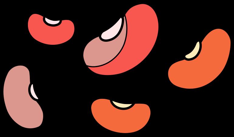 Imágenes vectoriales frijoles en PNG y SVG estilo  | Ilustraciones Icons8