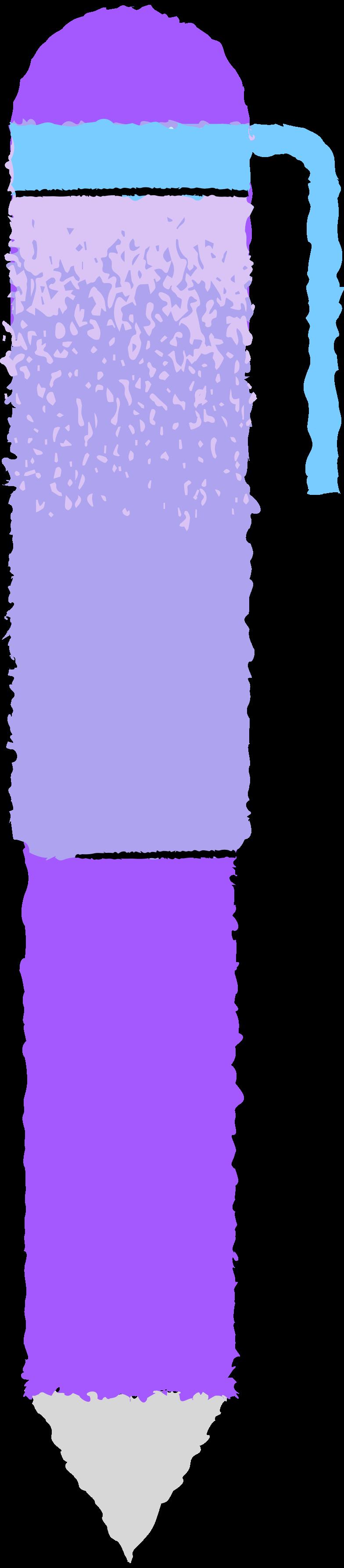 Ilustración de clipart de pen en PNG, SVG