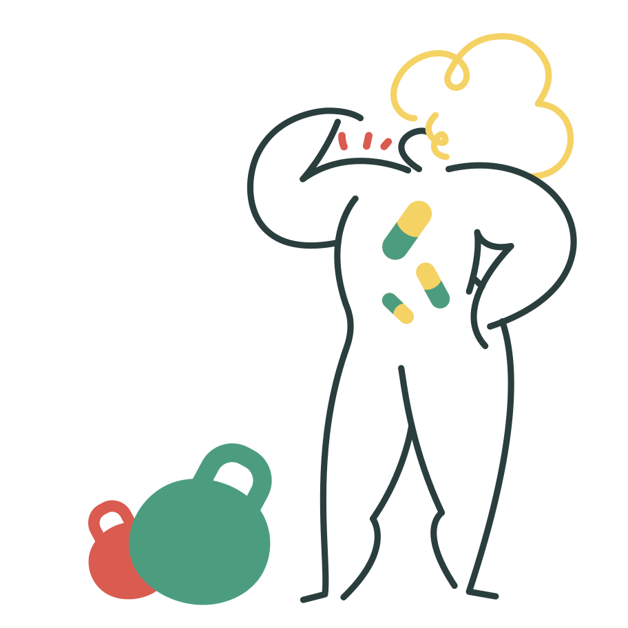 Doping Clipart illustration in PNG, SVG
