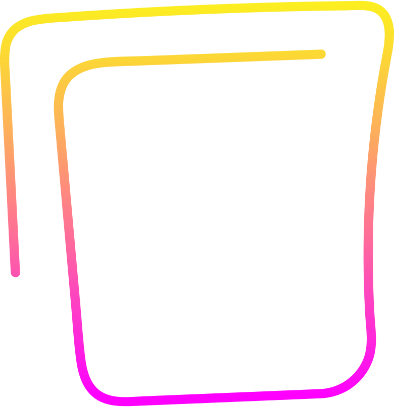 style rg pink yellow frame Vector images in PNG and SVG | Icons8 Illustrations