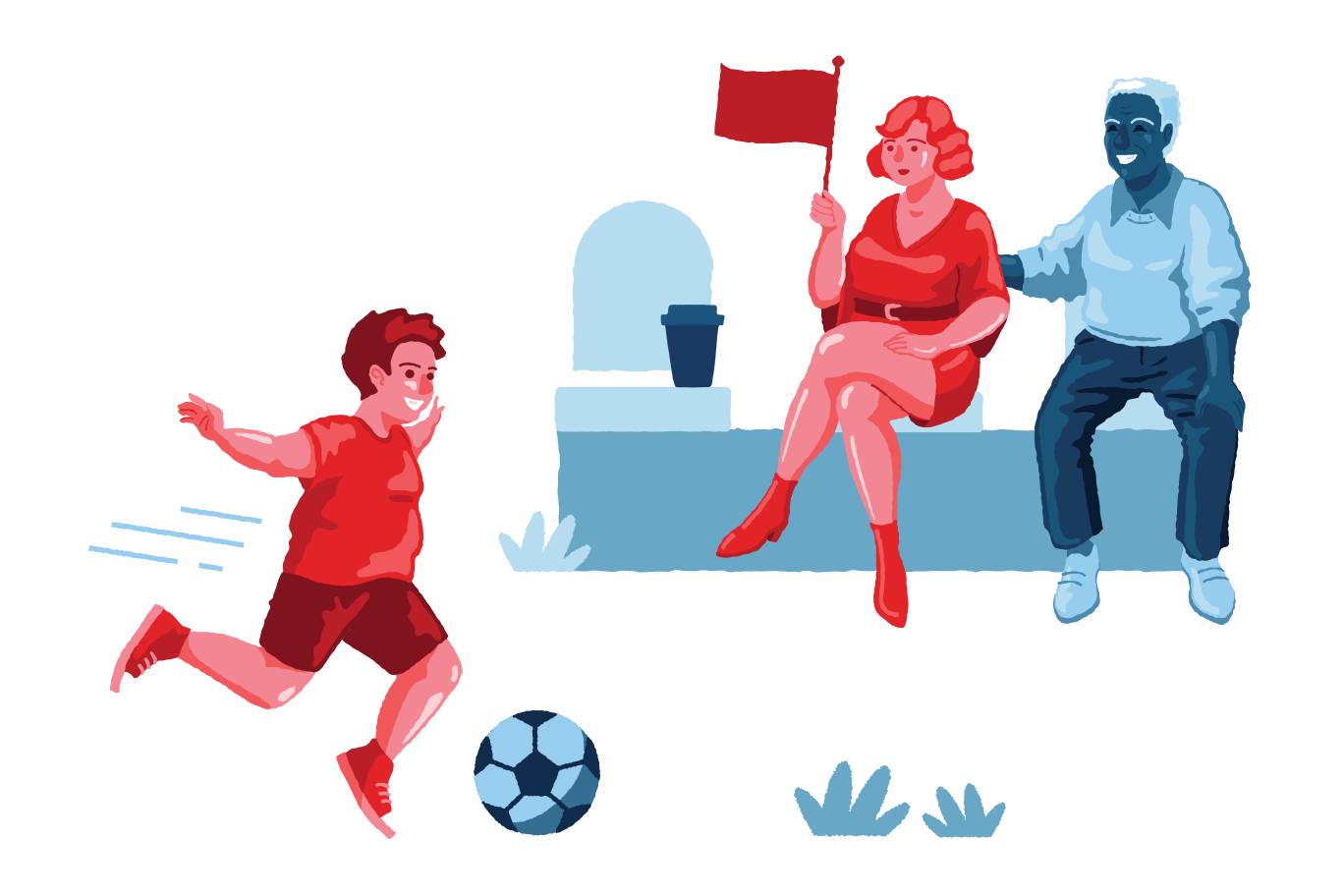 style Family support Vector images in PNG and SVG | Icons8 Illustrations