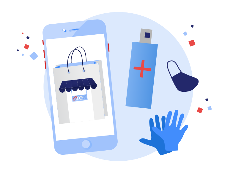 style Online pharmacy Vector images in PNG and SVG | Icons8 Illustrations