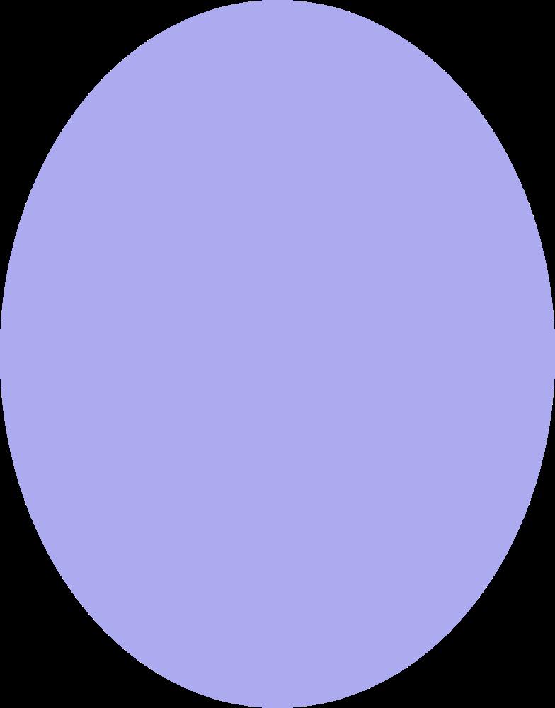 ellipse-purple Clipart illustration in PNG, SVG