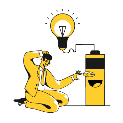 style Eco battery images in PNG and SVG | Icons8 Illustrations