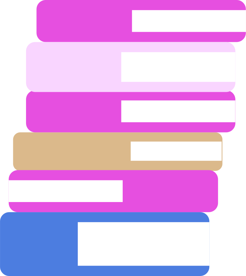 books Clipart illustration in PNG, SVG