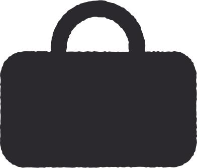 style black briefcase images in PNG and SVG | Icons8 Illustrations