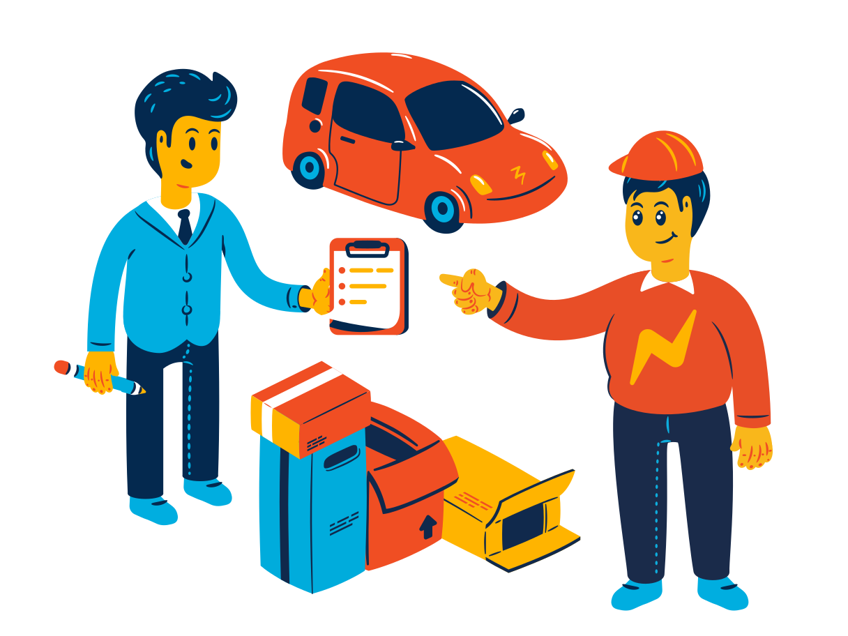 style Transportation services Vector images in PNG and SVG | Icons8 Illustrations