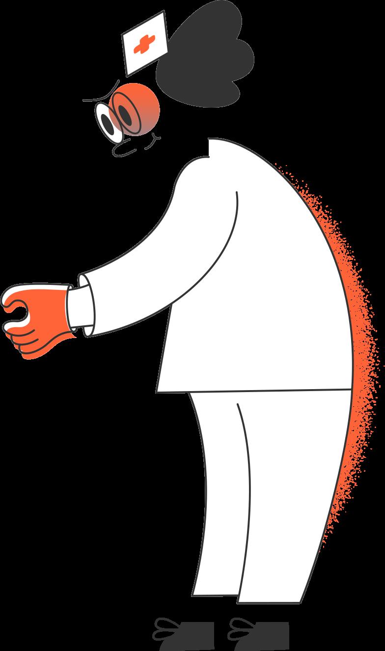 doctor Clipart illustration in PNG, SVG