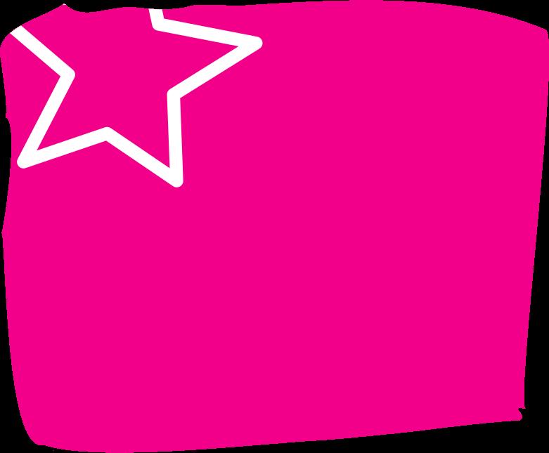 background star Clipart illustration in PNG, SVG