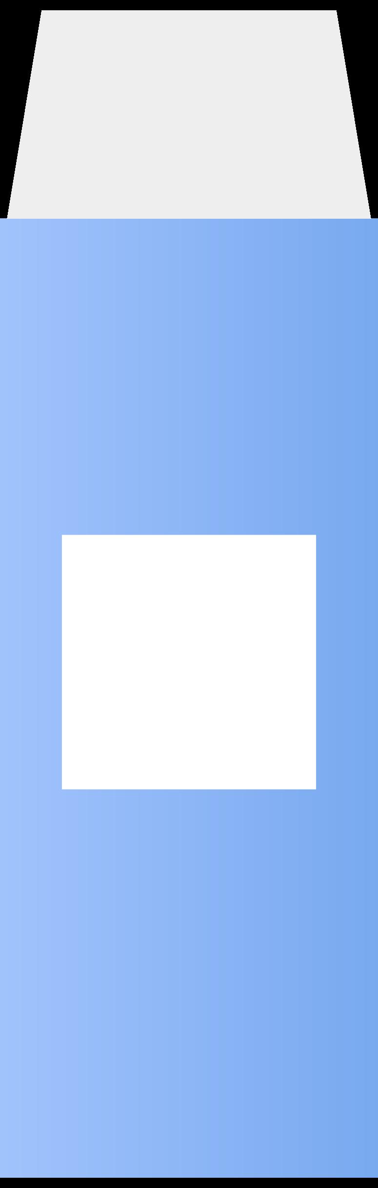 shampoo Clipart-Grafik als PNG, SVG