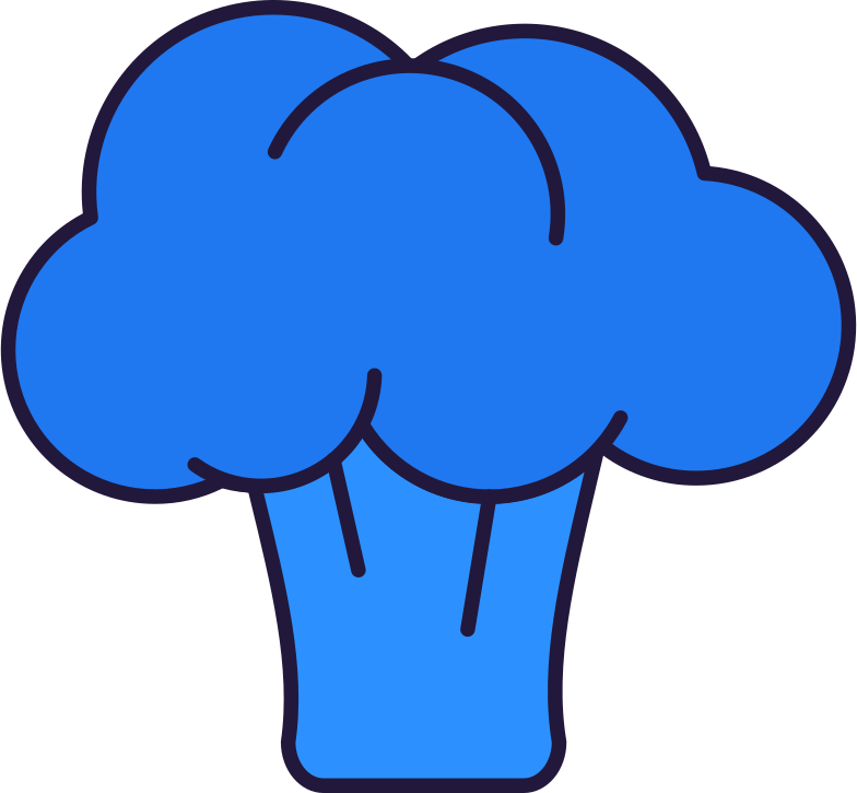 style l broccoli Vector images in PNG and SVG | Icons8 Illustrations