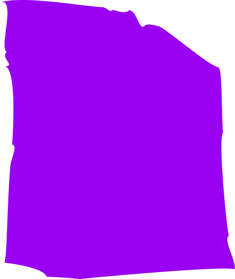 lilac rectangle Clipart illustration in PNG, SVG