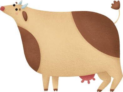 style cow images in PNG and SVG | Icons8 Illustrations