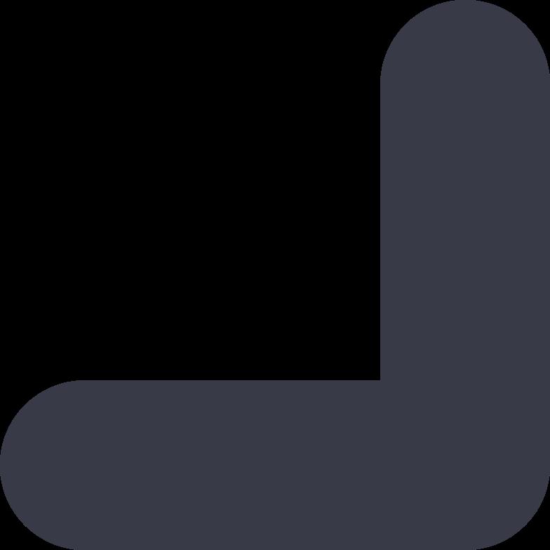 corner Clipart illustration in PNG, SVG