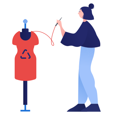 style Recycling clothes images in PNG and SVG | Icons8 Illustrations