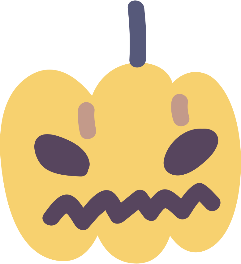 style pumpkin for halloween Vector images in PNG and SVG | Icons8 Illustrations