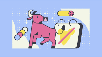 style Year of the Ox images in PNG and SVG | Icons8 Illustrations