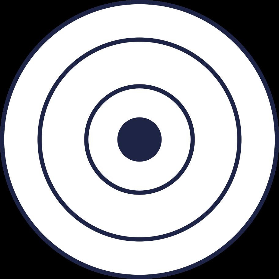 done  disc for barbell 1 line Clipart illustration in PNG, SVG