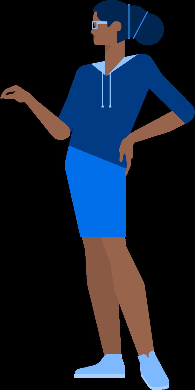 mom Clipart illustration in PNG, SVG