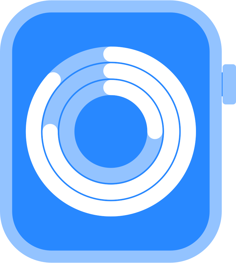 apple watch Clipart illustration in PNG, SVG