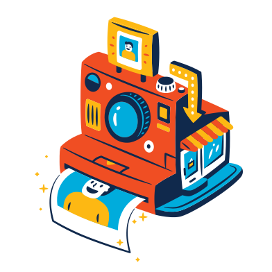 style Camera Access images in PNG and SVG | Icons8 Illustrations