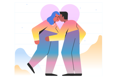 style Kiss images in PNG and SVG | Icons8 Illustrations