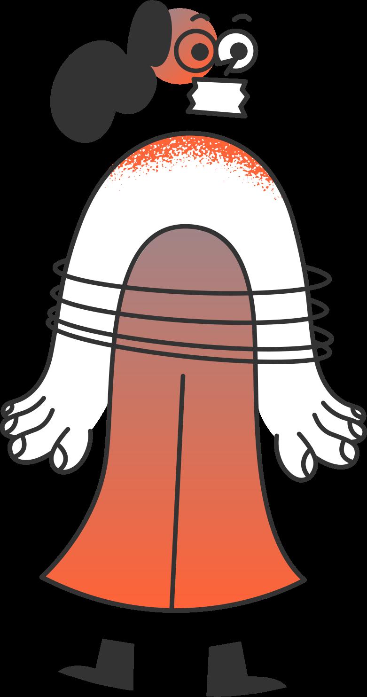 Vektorgrafik im  Stil mädchen mit seilen als PNG und SVG | Icons8 Grafiken