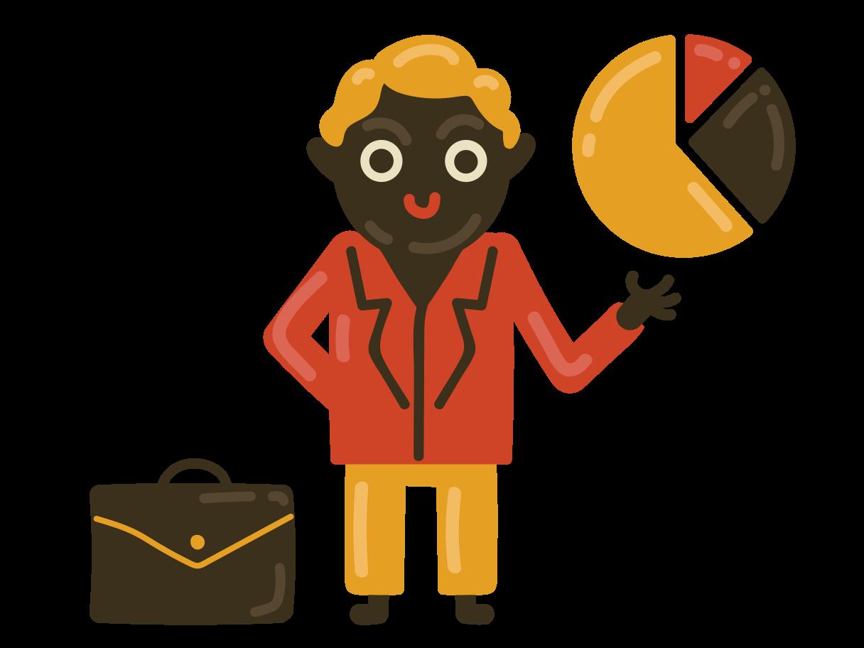 Illustration clipart Affaires commerciales aux formats PNG, SVG