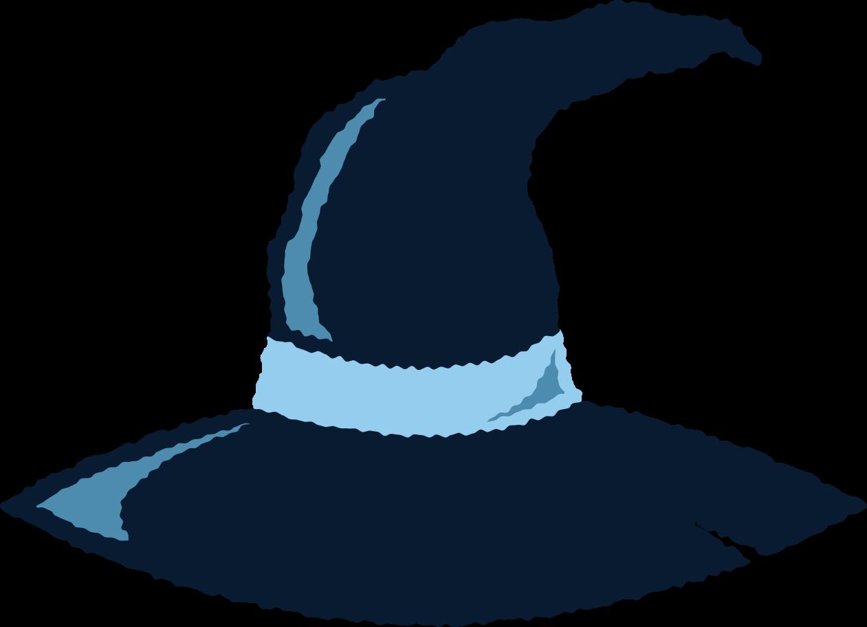 Style  chapeau de sorcière Images vectorielles en PNG et SVG | Icons8 Illustrations