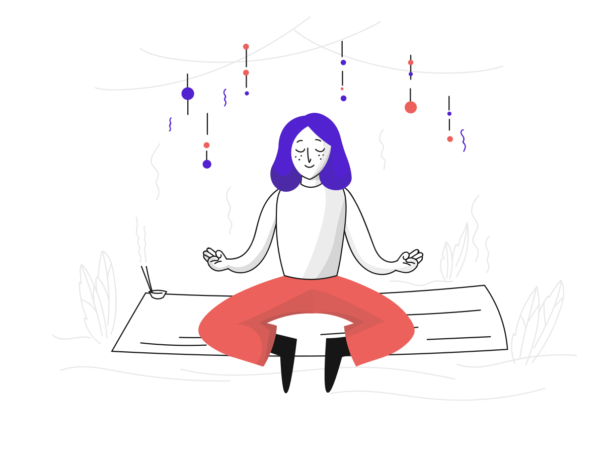 style Meditation Vector images in PNG and SVG   Icons8 Illustrations