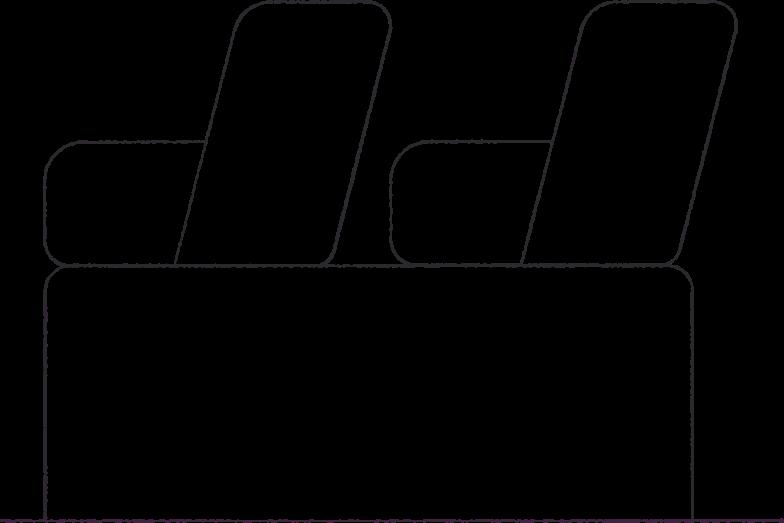 Imágenes vectoriales Dos sillas en PNG y SVG estilo  | Ilustraciones Icons8