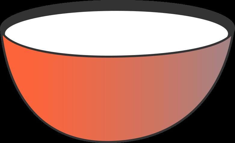 delivery 2  bowl Clipart illustration in PNG, SVG