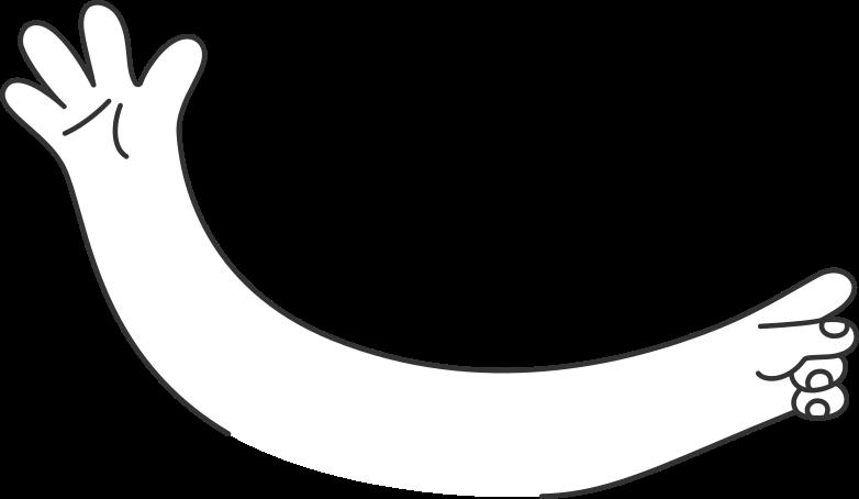 hands child Clipart illustration in PNG, SVG