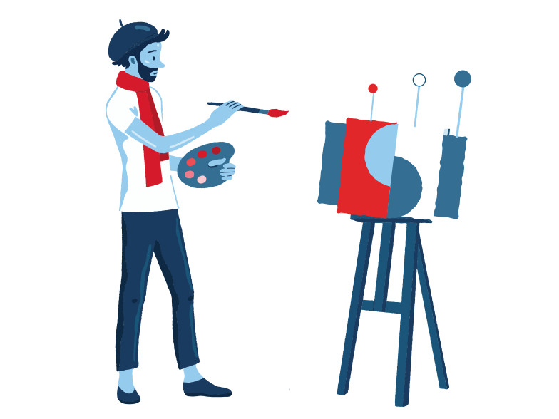 style Designer mindset  Vector images in PNG and SVG | Icons8 Illustrations