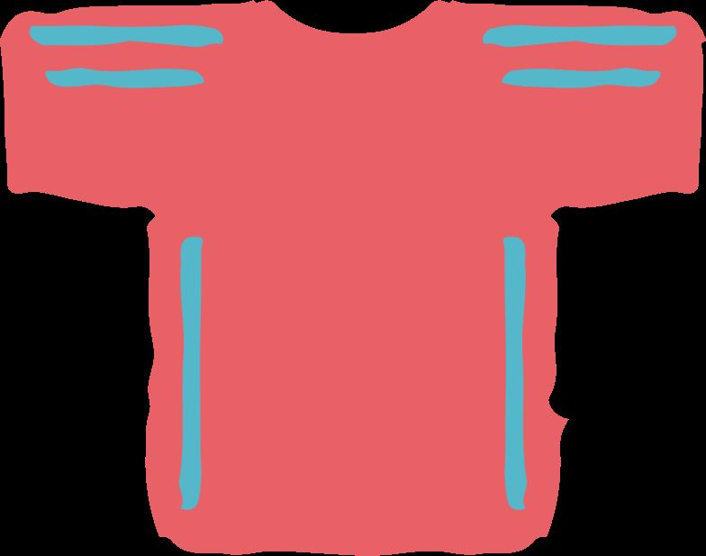 t-shirt Clipart illustration in PNG, SVG