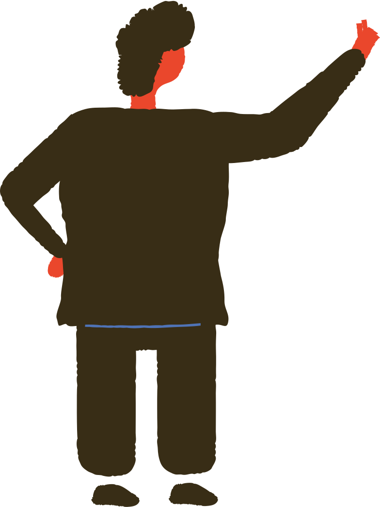 drawing man Clipart illustration in PNG, SVG