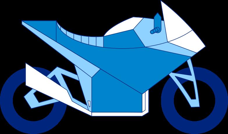 bike Clipart illustration in PNG, SVG