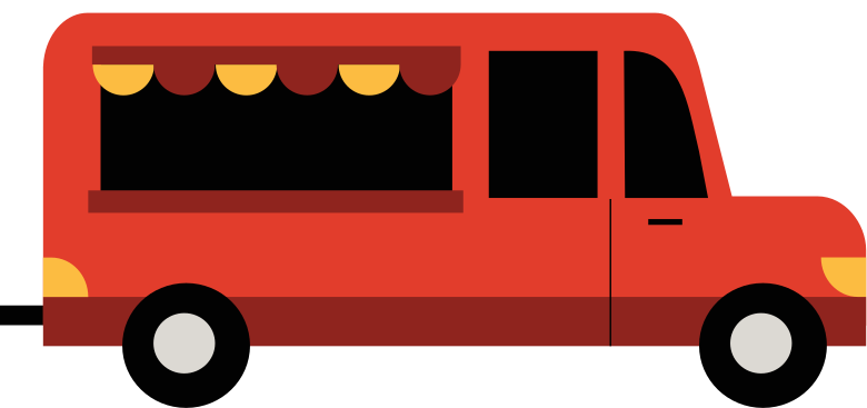style food truck Vector images in PNG and SVG | Icons8 Illustrations