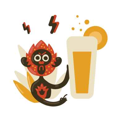 style Beer time images in PNG and SVG | Icons8 Illustrations