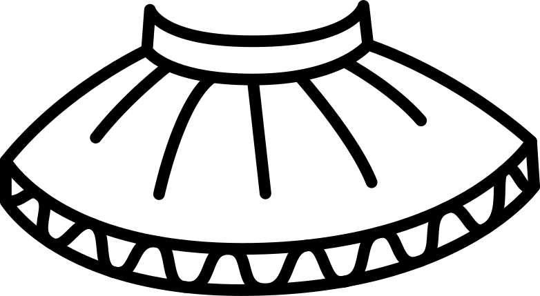 style tutu skirt Vector images in PNG and SVG | Icons8 Illustrations