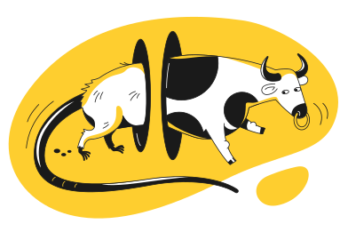 style Rat bull images in PNG and SVG | Icons8 Illustrations