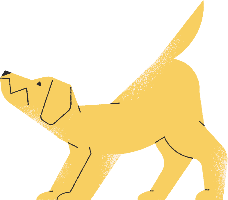 style dog pulling Vector images in PNG and SVG | Icons8 Illustrations