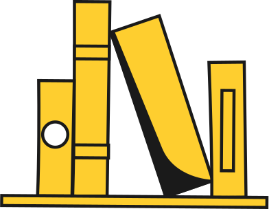 style shelf with books images in PNG and SVG | Icons8 Illustrations