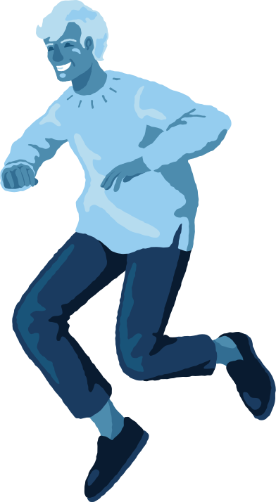 style man jumping images in PNG and SVG | Icons8 Illustrations