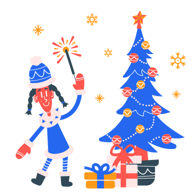 Christmas Clipart Illustrations & Images in PNG and SVG