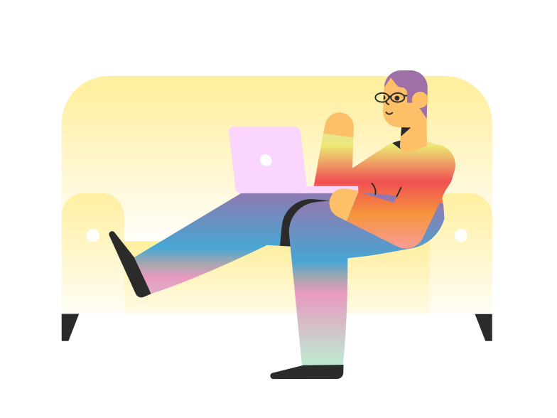 style Work from home Vector images in PNG and SVG | Icons8 Illustrations