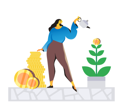 style Saving money images in PNG and SVG | Icons8 Illustrations