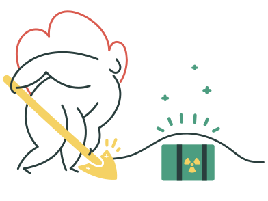 style Radioactive waste disposal images in PNG and SVG | Icons8 Illustrations