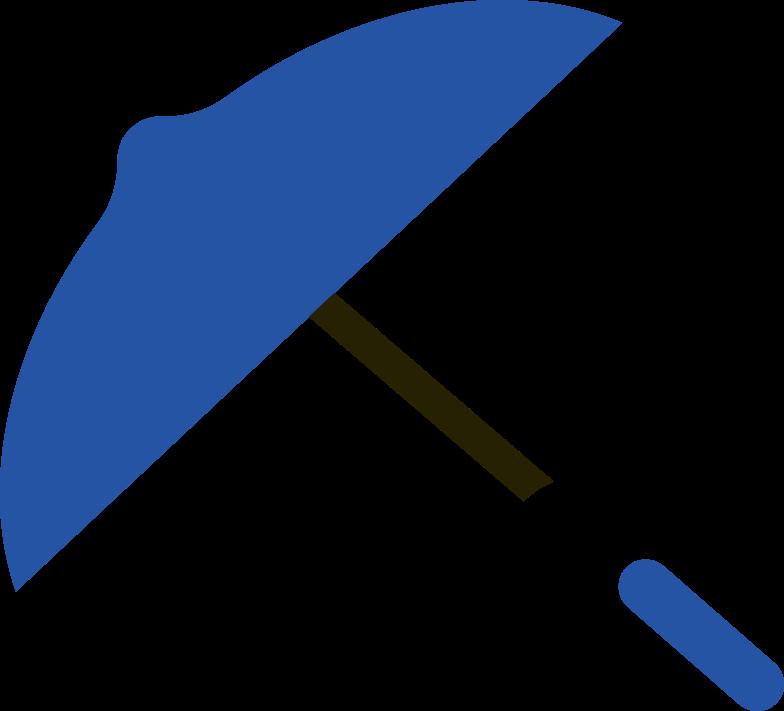 umbrella Clipart illustration in PNG, SVG